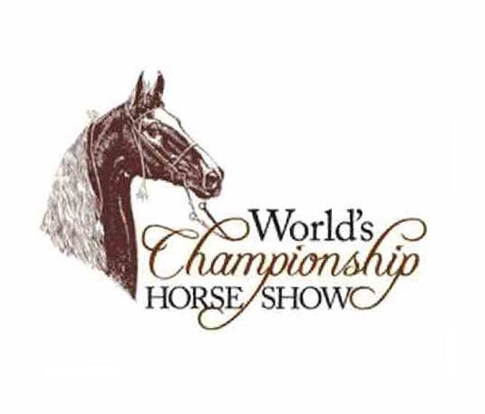 World's Championship Horse Show logo