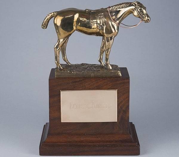 Eclipse award trophy